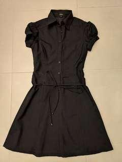 Brand New Access Black Dress