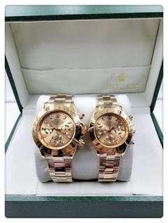 pre-order Branded Rolex Couple Watches