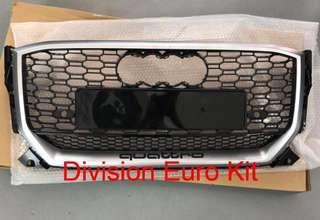 Early Xmas Sales [Ready Stock] Audi Q2 RS Grille