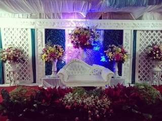 Terima jasa Decoration Pelaminan / Pernikahan