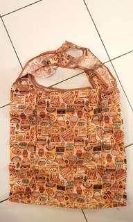 Foldable Gudetama Recyclable Bag