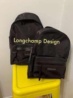 🚚 Backpack (Not Longchamp Brand)