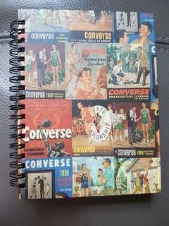 Brand New Converse notebook