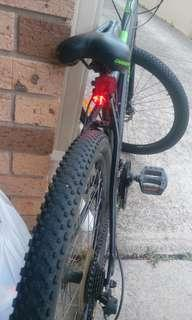 Diamond bike