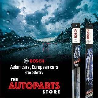 🚚 Bosch Aerotwin Car Wipers
