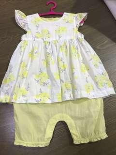 Mothercare Romper dress