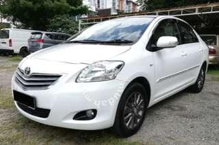 Toyota Vios G (A) Facelift Full Service