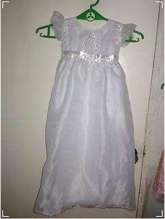 long gown for christening