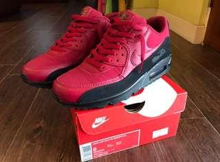 Nike Air Max 90 Essential Red & Black