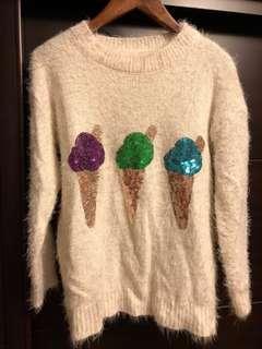 🚚 冰淇淋毛衣