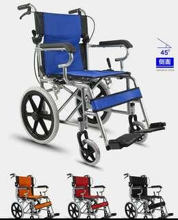 $105 Budget WheelchairBrand New  Light weight Wheelchair / pushchair for sales.