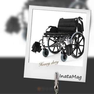 XL size Brand New premium heavy duty aluminium  wheelchair for sales