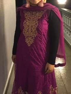 [RENT] Punjabi suit for rent
