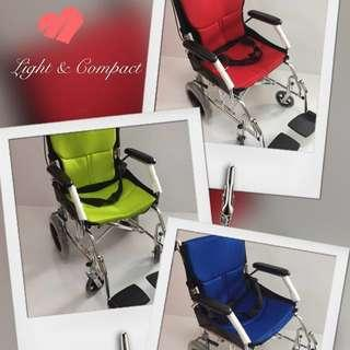 Brand New  Light Weight Aluminium Wheelchair / pushchair for sales