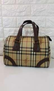Burberry Doctors Speedy Bag coach LV michael kors kate spade