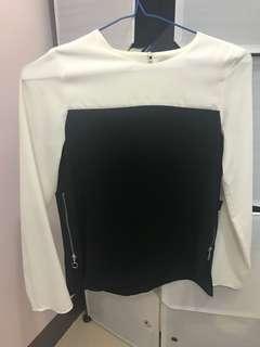 Zara Blouse 襯衫