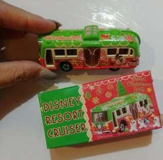 絕版 Tomica 東京迪士尼聖誕車仔2015