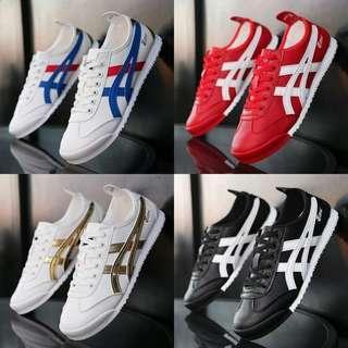 Tiger Rubber Shoes (Unisex)