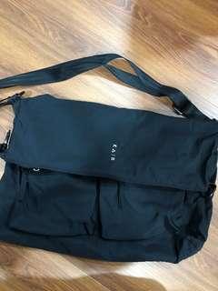 Plainme防潑水多口袋包包