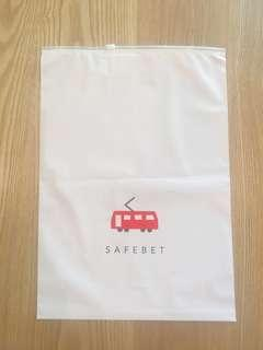 🚚 韓國safebet旅行袋收納袋(電車)