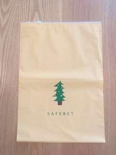 🚚 韓國safebet旅行袋收納袋(聖誕樹)