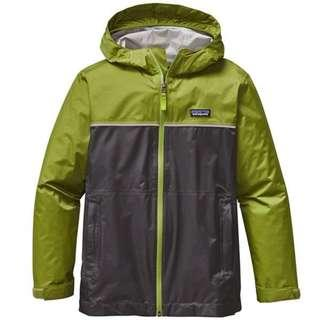 全新 PATAGONIA KIDS TORRENTSHELL JACKET 風衣 雨衣 防水 外套