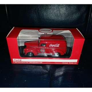 Coca Cola DM Coke Diecast 1:43 Panel Delivery Van Collection 可口可樂