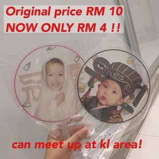 WANNAONE BABY FAN ! ONLY RM4