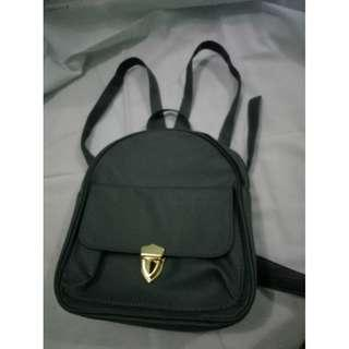 Mini Bag warna Abu-Abu