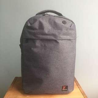 Fitness First Grey Backpack x 2