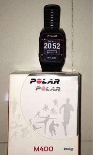 Polar M400 GPS watch