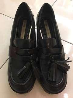 Bershka platform shoes size 36