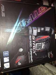 Asus strix b250 gaming