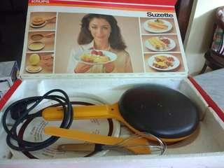 Suzerts (pancake maker) Second