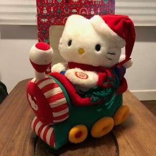 Santa hello kitty