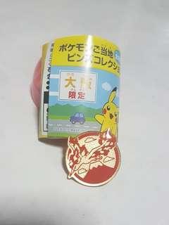 Moltres - Pokemon Enamel Pin