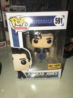 LIMITED EDITION JUGHEAD JONES SOUTH SIDE SERPENTS FUNKO POP