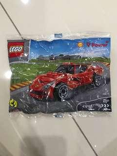 Lego Shell F12berlinetta