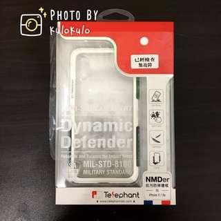 🚚 現貨✨ 太樂芬Telephant iphone X/XS 手機殼 軍綠色