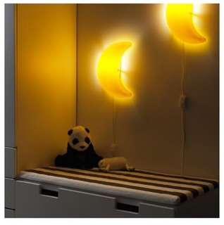 Ikea Smila Mane (Moon Lamp)