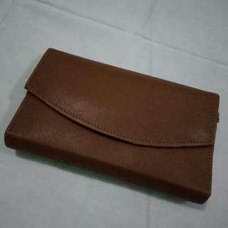 Dompet Sling warna Coklat