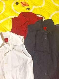 Take all Esprit polo sleeveless