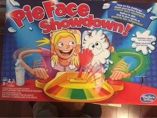 Brand new pie face games