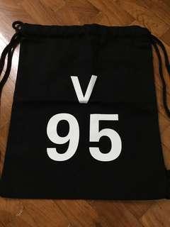 BTS V drawstring bag