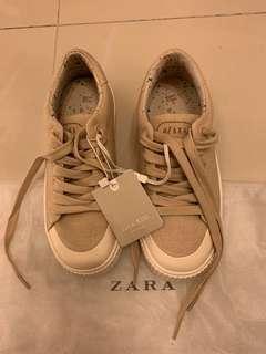 Zara全新鞋32/33size
