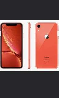 IPhone XR 128gb brand new sealed & unopened - starhub