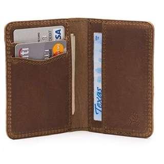 (Pre-Order) Saddleback Leather Co. Full Grain Leather Slim Bifold Wallet