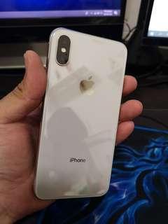 🚚 Iphone x 64G 白