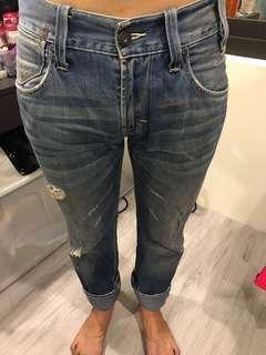 🚚 Levis 504刷色牛仔褲