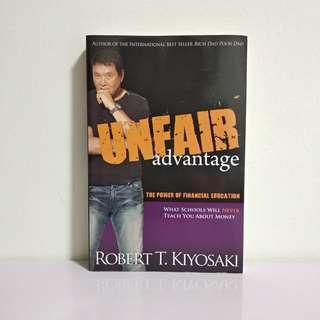 Free Mailing! Unfair Advantage by Robert Kiyosaki